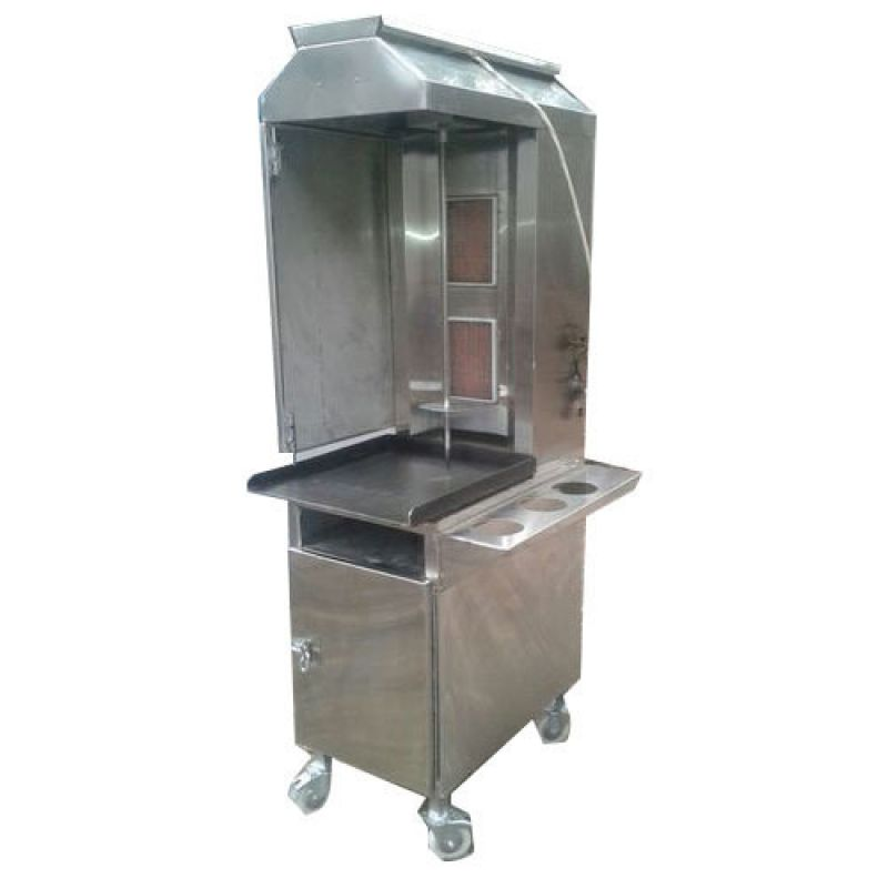 Shawarma Roll Table